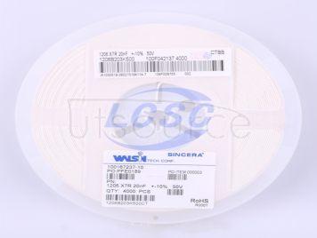 Walsin Tech Corp 1206B203K500CT(5pcs)