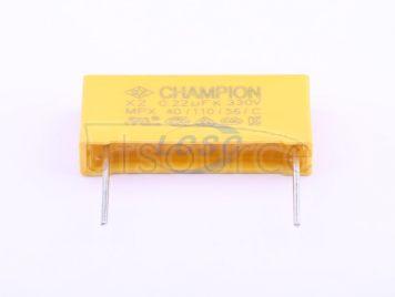 CHAMPION SMQP224K330XXE2B2315(5pcs)