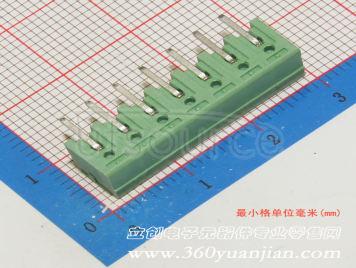 Ningbo Kangnex Elec WJ15EDGRC-3.81-7P(5pcs)