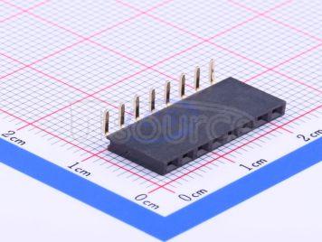 CJT(Changjiang Connectors) A2541HWR-8P