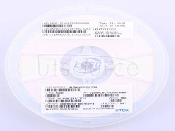 TDK MLG0603PR12JTZ10(100pcs)