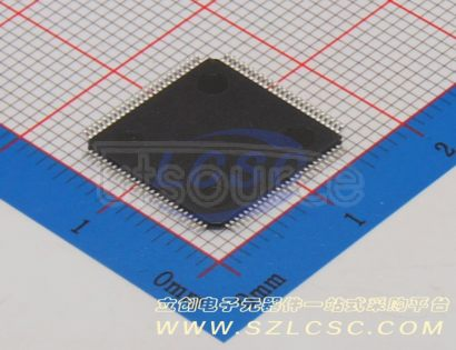 XILINX XC2C64A-7VQG100C
