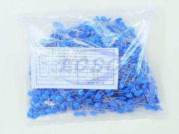Made in China 4.7nF(472) ±20% 2KV(50pcs)
