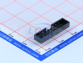 BOOMELE(Boom Precision Elec) 2.0mm 2*7P Straight IDC Box(5pcs)