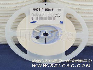 Samsung Electro-Mechanics CL03A104KP3NNNC(100pcs)