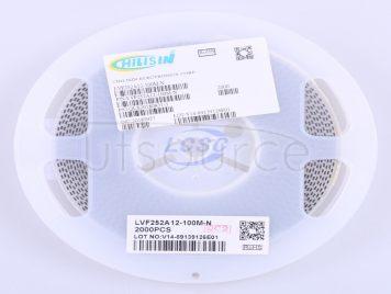 Chilisin Elec LVF252A12-100M-N(10pcs)