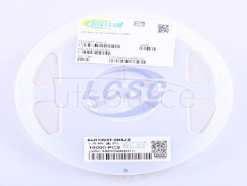 Chilisin Elec CLH1005T-6N8J-S(100pcs)