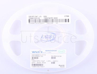 Huaxin S&T 1206N100J102