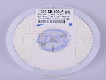 Samsung Electro-Mechanics CL05C101JB5NNNC(100pcs)