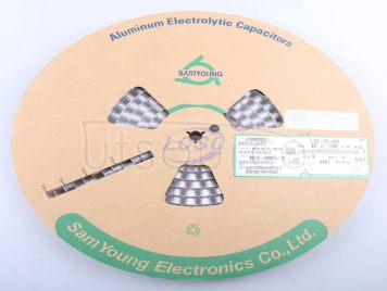 SamYoung Electronics MVK 35V100 8*10