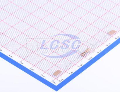 CCO(Chian Chia Elec) CF1/2W-100Ω±5% T52(50pcs)
