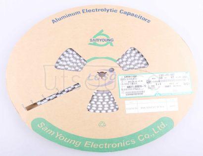 SamYoung Electronics 47uF 50V