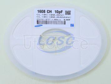Samsung Electro-Mechanics CL10C100JB8NNNC(50pcs)