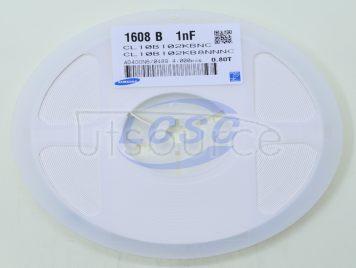 Samsung Electro-Mechanics CL10B102KB8NNNC(50pcs)
