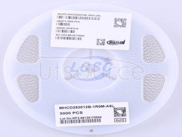 Chilisin Elec MHCD252012B-1R0M-A8L(10pcs)
