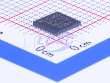 SILICON LABS CP2102-GMR