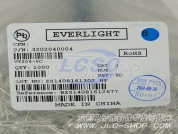 Everlight Elec PT204-6C(10pcs)