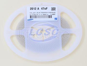 Samsung Electro-Mechanics CL21A476MQYNNNE(10pcs)