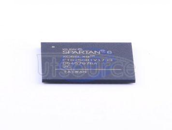 XILINX XC6SLX9-2FTG256C