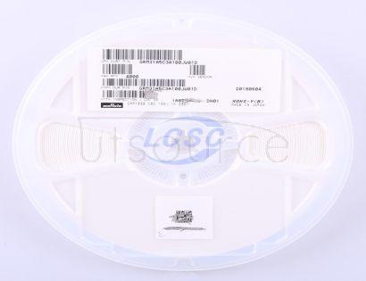 Murata Electronics GRM31A5C3A100JW01D