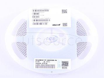 Chilisin Elec CUW21T-900M-N(10pcs)