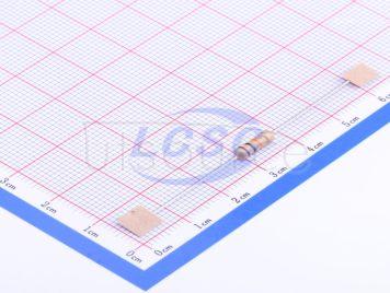 CCO(Chian Chia Elec) CF1/2W-10KΩ±5% T52(50pcs)