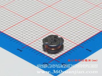 SXN(Shun Xiang Nuo Elec) SM5845-4R7MT(10pcs)