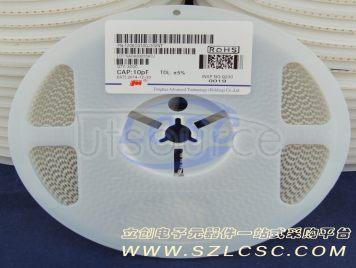 FH(Guangdong Fenghua Advanced Tech) 1206CG100J102NT(20pcs)