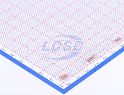 CCO(Chian Chia Elec) CF1/2W-2MΩ±5% T52(50pcs)