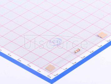 CCO(Chian Chia Elec) CF1/4W-1.3KΩ±5% T52(100pcs)