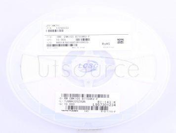Taiyo Yuden EMK105B7104KV-F(100pcs)