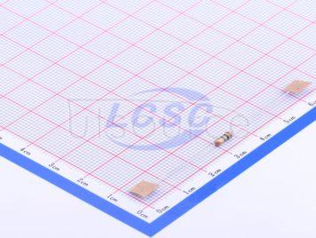 CCO(Chian Chia Elec) CF1/4W-1MΩ±5% T52(100pcs)
