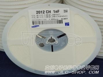 Samsung Electro-Mechanics CL21C102JBCNNNC(20pcs)