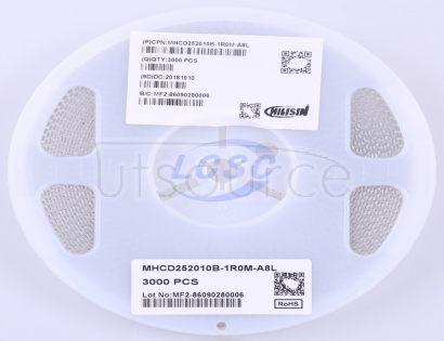 Chilisin Elec MHCD252010B-1R0M-A8L