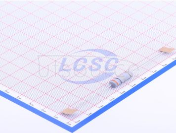 CCO(Chian Chia Elec) MOF5WS-300KΩ±5% T(10pcs)