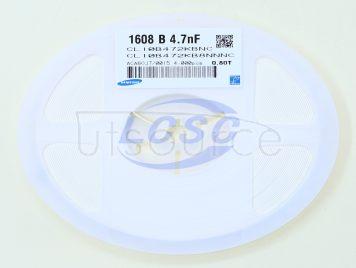 Samsung Electro-Mechanics CL10B472KB8NNNC(50pcs)