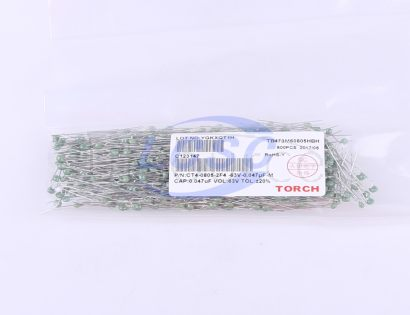 TORCH 47nF(473) ±20% 63V