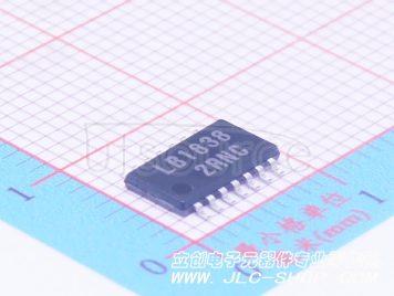 SANLUX(Sanyo Semicon) LB1838M-TRM-E