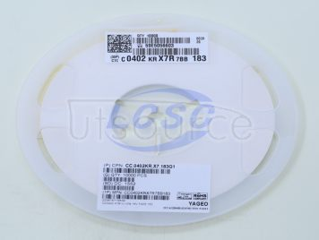 YAGEO CC0402KRX7R7BB183(50pcs)