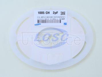 Samsung Electro-Mechanics CL05C020CB5NNNC(50pcs)