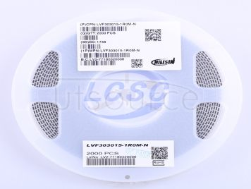 Chilisin Elec LVF303015-1R0M-N(10pcs)