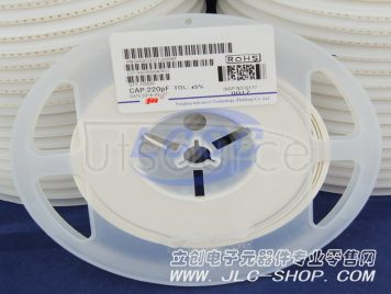 FH(Guangdong Fenghua Advanced Tech) 0402CG221J500NT(50pcs)