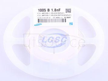 Samsung Electro-Mechanics CL05B182KB5NNNC(100pcs)