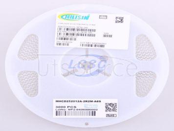 Chilisin Elec MHCD252012A-2R2M-A8S(10pcs)