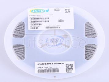 Chilisin Elec LVS303015-220M-N(10pcs)