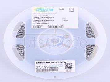 Chilisin Elec LVS303012H-100M-N(10pcs)