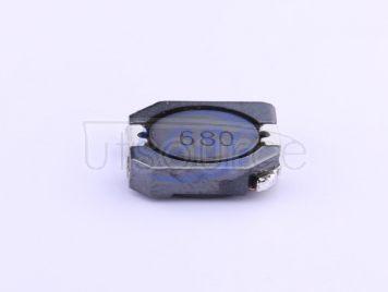 CEC(Shenzhen Zhenhua Fu Elec) SMRH104R-680M(f)
