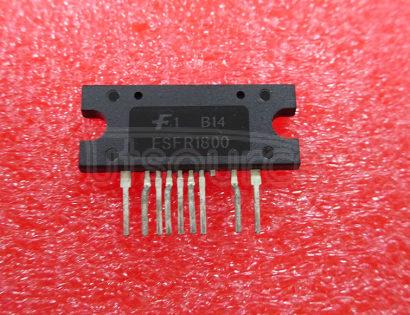 FSFR1800 Power   Switch   (FPS?)   for   Half-Bridge   Resonant   Converters