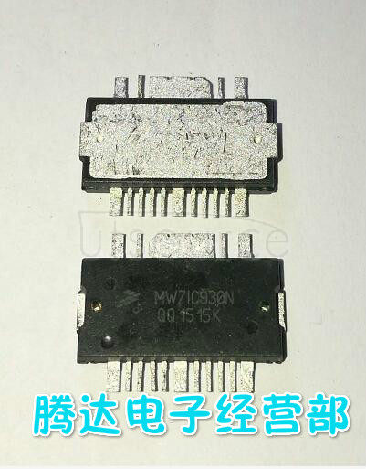 MW7IC930NR1 RF  LDMOS   Wideband   Integrated   Power   Amplifiers