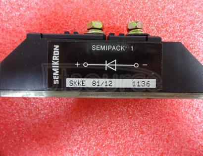 SKKE81/12 Rectifier Diode Modules